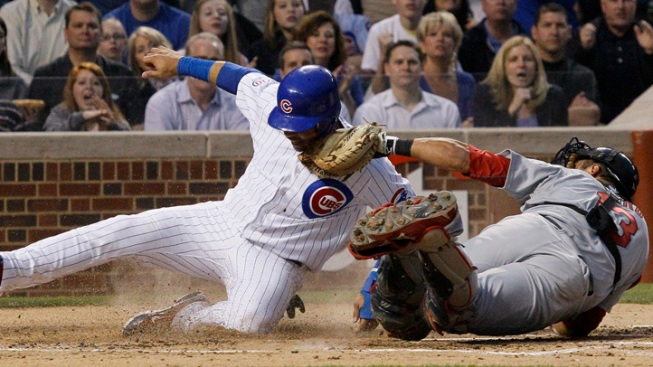 Cubs Hammer Cards 11-4