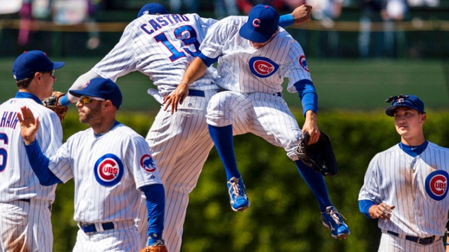 Maholm Wins Fourth Straight for Cubs