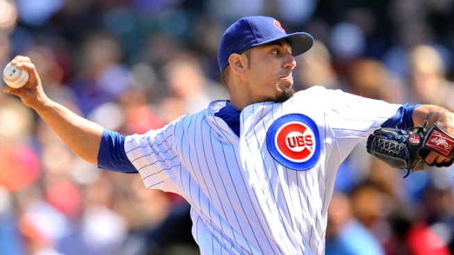 Mets Startle Cubs with 4-Run Inning, Win 4-3