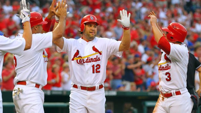 Cubs Fall to Cards 6-1