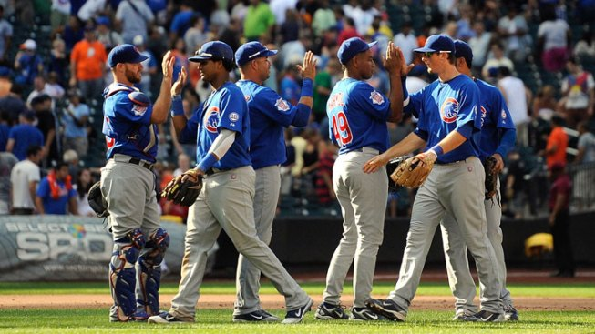 Cubs Rally for Win After Blowing Late lead
