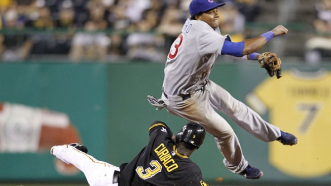 Cubs Fall to Pirates Friday