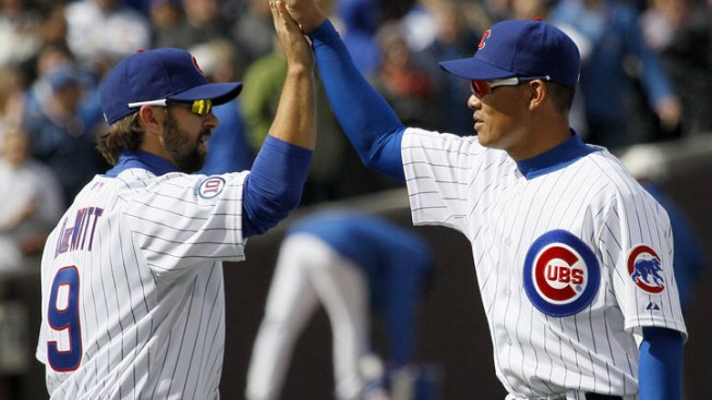 Cubs Rally Past Pirates 5-3
