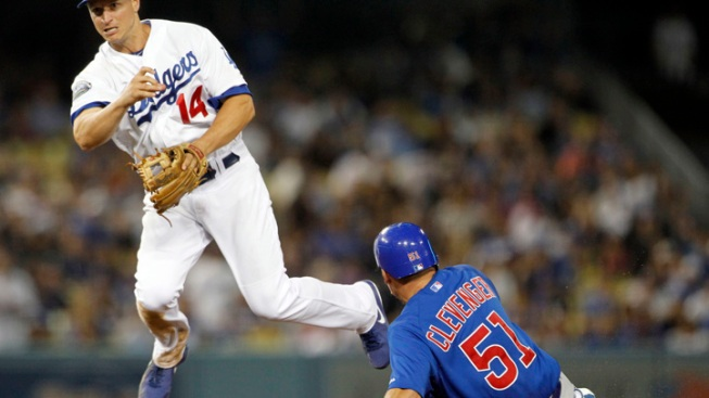 Cubs Fall to Dodgers