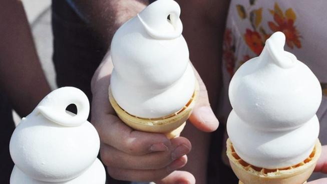 Hooray for Dairy Queen's Free Cone Day