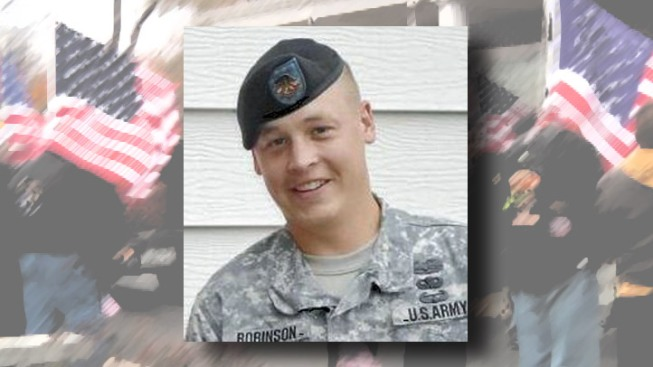 Outpouring of Support for Fallen Soldier