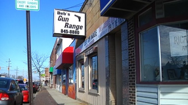 35 Weapons Stolen from Hammond Gun Shop