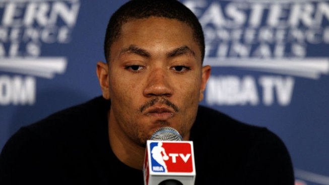 Derrick Rose Pulled Into Trademark Dispute Between Church, Adidas