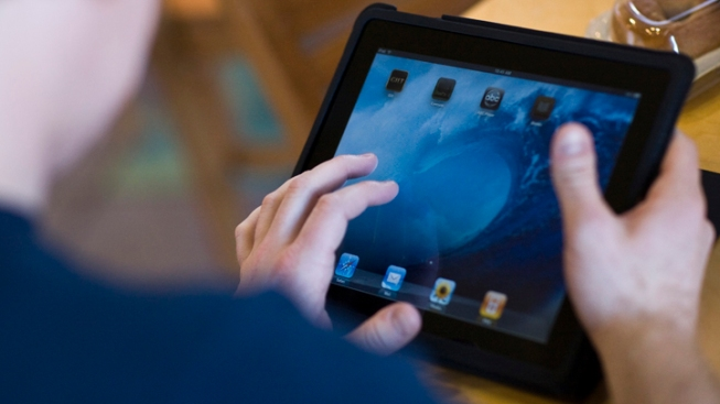 CPS Gets Nod in iPad 2 Announcement