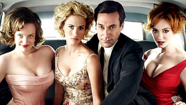 """Mad Men"" New Season Debuts April 7"