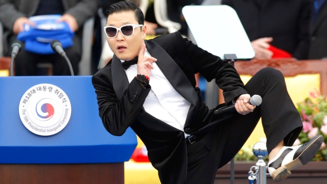 "PSY to Unveil ""Gangnam Style"" Follow-Up Next Month"