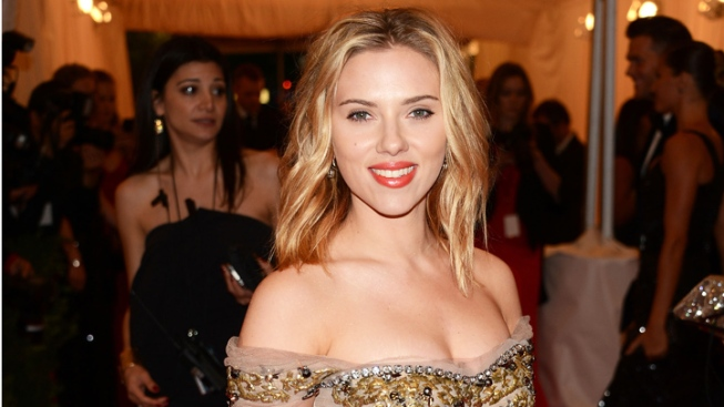 Scarlett Johansson Suing Author Over Book