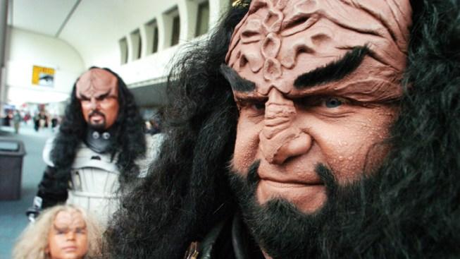Government Website Speaks Klingon For 'Star Trek' Premiere