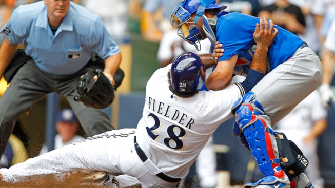 Brewers Sweep Cubs