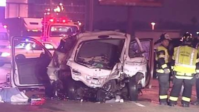 Cops: Driver Charged with DUI in Fatal I-290 Crash - NBC Chicago