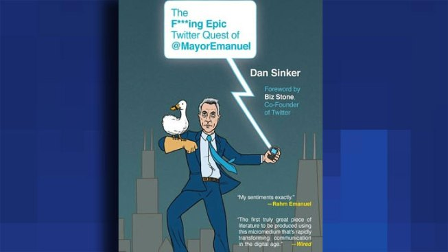 Emanuel Appears at Fake Rahm Emanuel Book Event