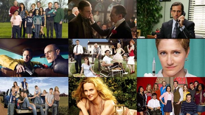 Will Arnett, Amy Poehler Keep Emmy Rehearsals Casual