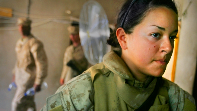 "Military Women Sue Over ""Combat Exclusion"" Rule"