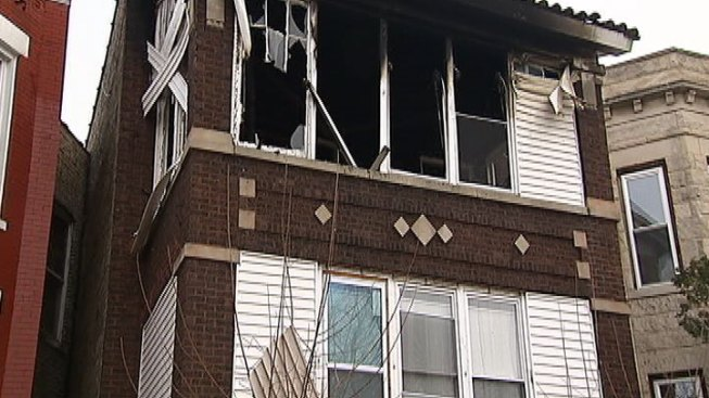 Father, Son Critically Injured in Englewood Fire