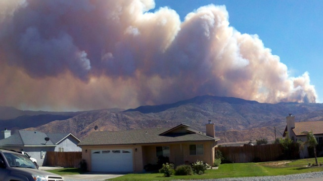 Firefighters Gain Ground Against Silver Fire After State of Emergency Declared