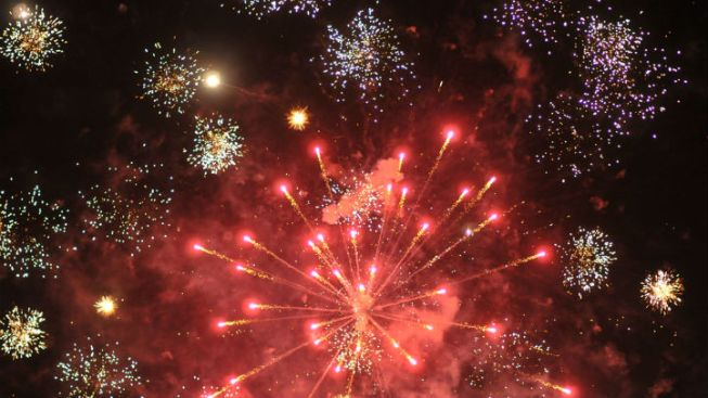 Dry Conditions Could Cancel Fourth of July Fireworks