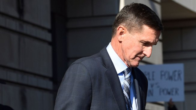 Flynn reportedly met with Federal Bureau of Investigation previous year and didn't tell Trump