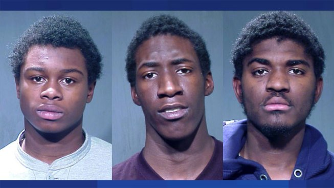 Three Arrested in String of Food Delivery Robberies