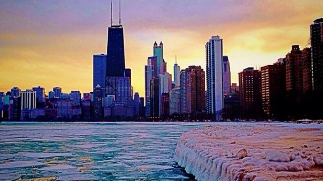 Weather Channel Determines Chicago Is 6th Coldest City