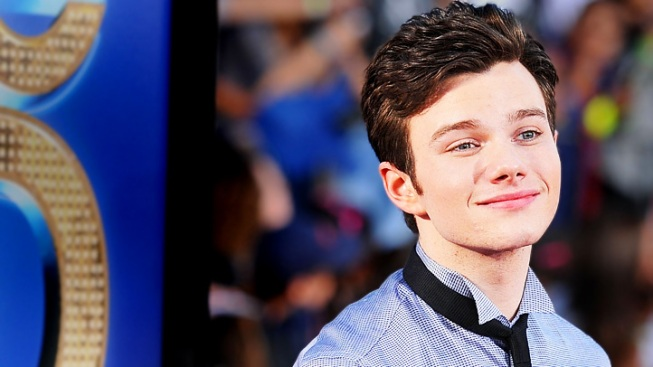 """Glee's"" Chris Colfer Turns Screenwriter With ""Struck By Lightning"""
