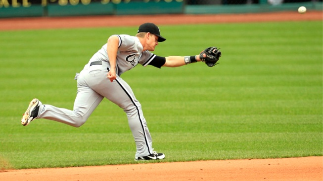 Indians Hammer Sox in First Game of Doubleheader