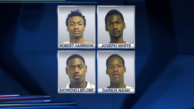 Five Charged in Green Line Robberies