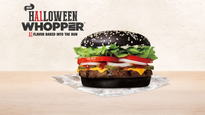 people who eat burger king s h a1 loween whopper report unexpected