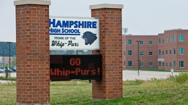 Police Investigate Possible Teacher-Student Sexual Relationship