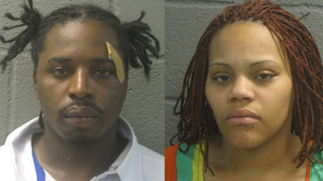 Indiana Couple Accused of Gunrunning
