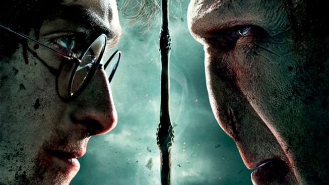 """Deathly"" Poster Released for Final Potter Flick"