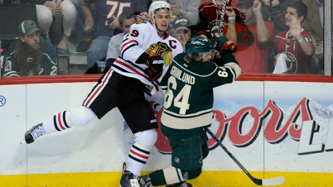 Blackhawks to Play Minnesota Wild in Second Round of Playoffs