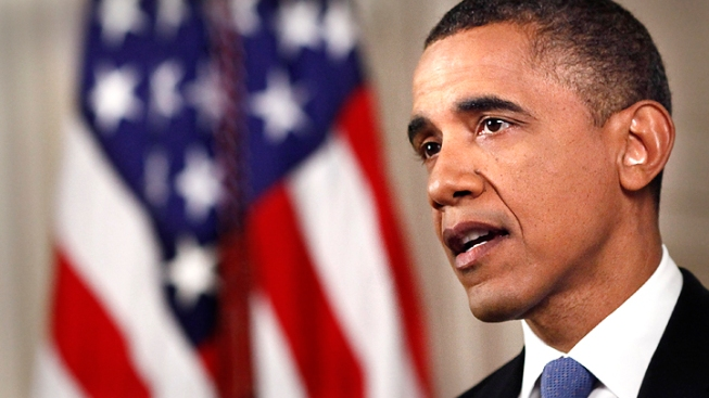 A Divided Nation Awaits Obama Nomination