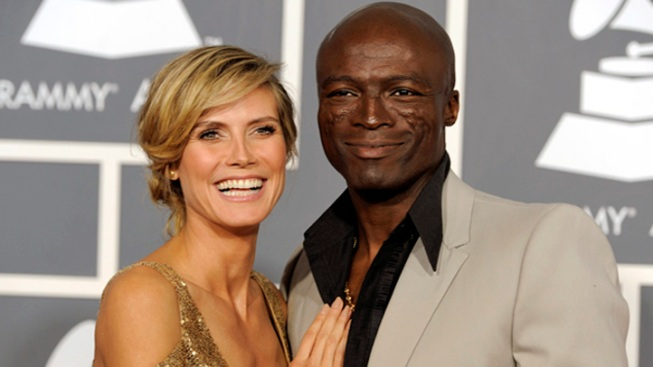 Heidi Klum, Seal Are Separating
