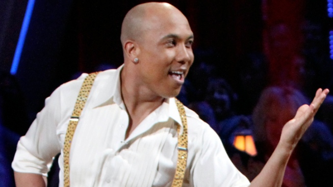 """DWTS"" Star Hines Ward Arrested for DUI"