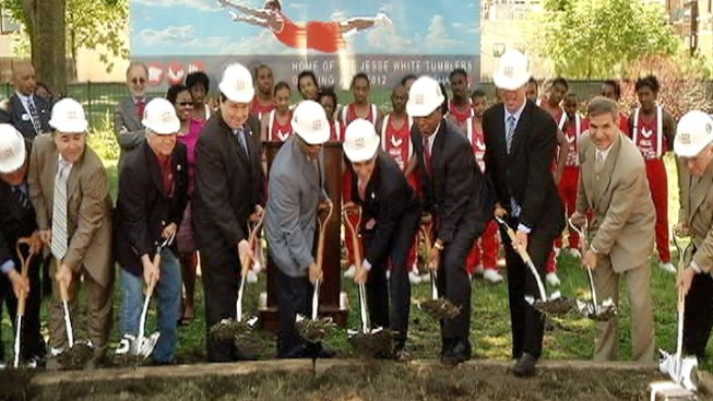 Ground Broken on New Community Center