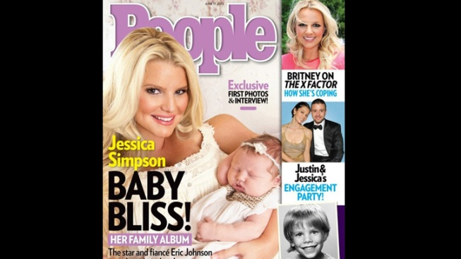 Jessica Simpson Introduces Baby Maxwell Drew