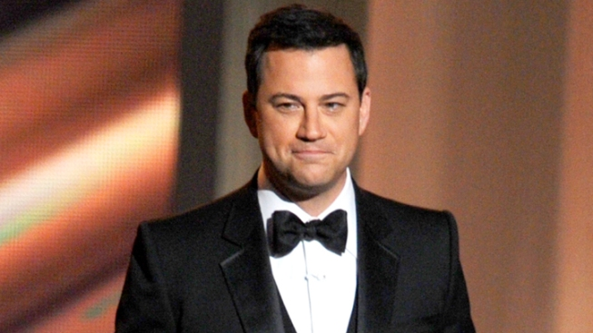 Jimmy Kimmel Marries Molly McNearney