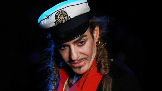 John Galliano Speaks Out to Vanity Fair: I Was Going to End Up in a Mental Asylum