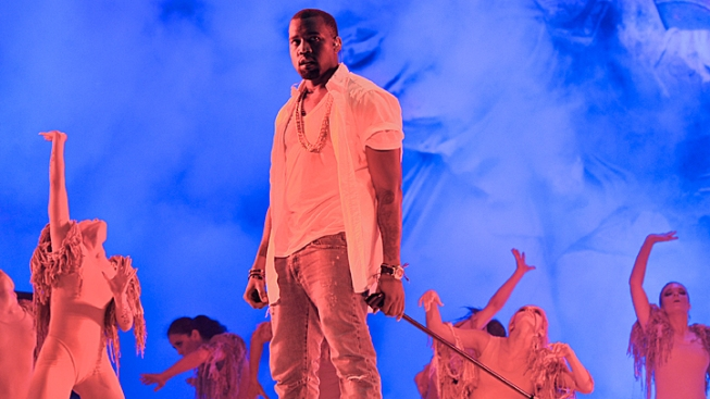 Kanye West Compares Himself to Hitler