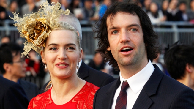 Kate Winslet Pregnant With Third Child, First With Husband Ned Rocknroll