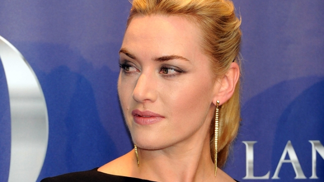 Lightning-Sparked Blaze Interrupts Kate Winslet's R&R