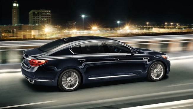 The Kia K900 Redefines Luxury