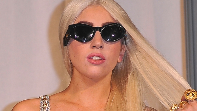 Lady Gaga Donates $1 Million to Red Cross for Sandy Relief in New York