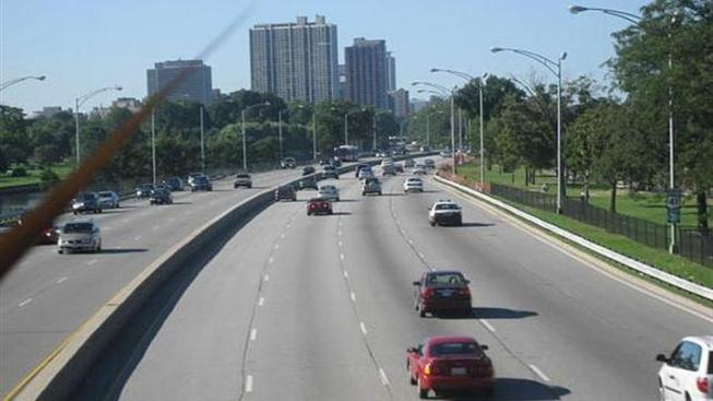 Lake Shore Drive Resurfacing Project Begins Wednesday