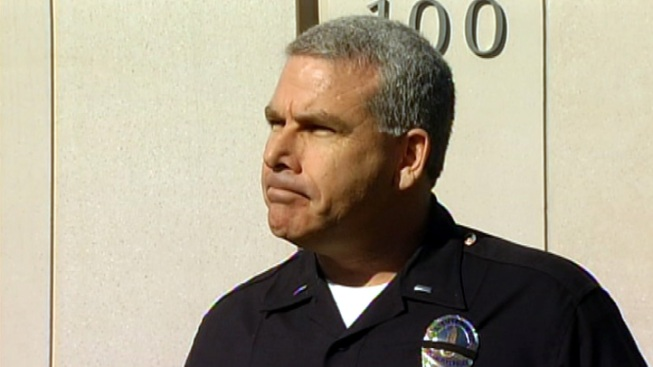 Fugitive Fired LAPD Officer Charged with Murder
